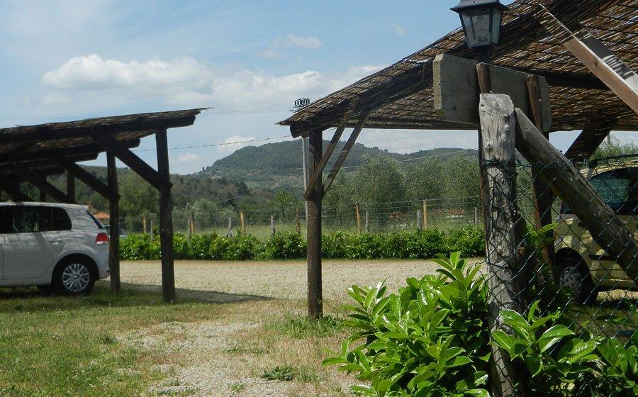 Servizi Agriturismo Podere San Giusto Chianti Valdarno