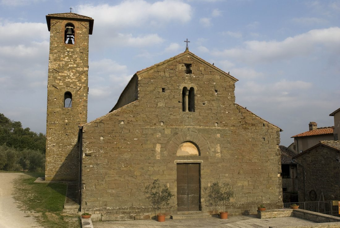 Chiese in Valdarno